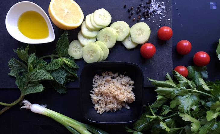 Why Quinoa?