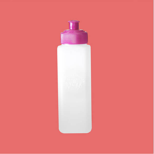 Bentology Plastic Drink Bottle - Pink