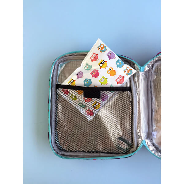 Bentology Bento Cool Pack - Owls