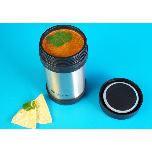 Bentology Bento Jar - Black 17oz