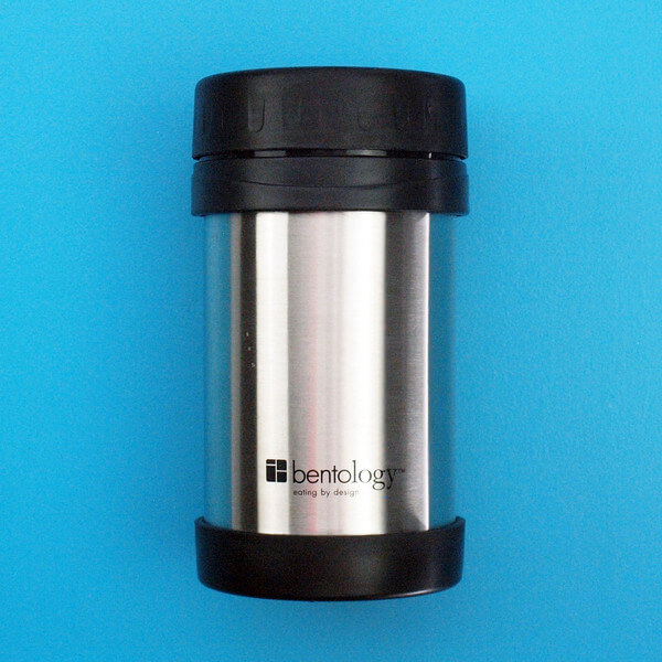 Bentology Bento Jar - Black 17oz