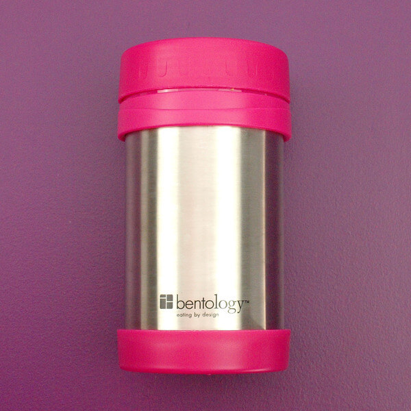Bentology Bento Jar - Pink 17oz