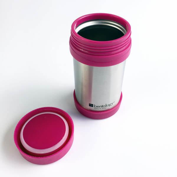 Bentology Bento Jar - Pink 17oz