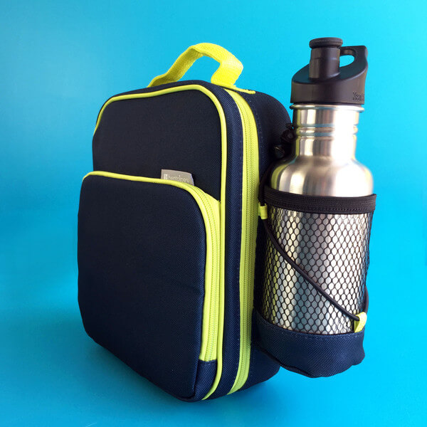"Bentology Insulated ""Midnight"" Lunch Bag"