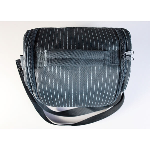 Bentology Portion Perfect Cooler Bag - Pinstripe