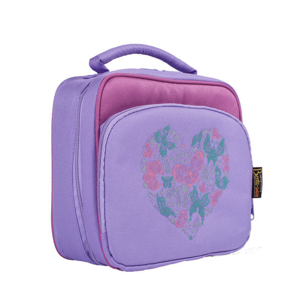 Bentology Bento Tote - Butterfly Heart