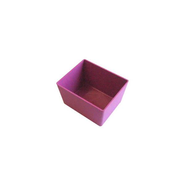 Bentology Medium Open Container - Assorted Flower Colors