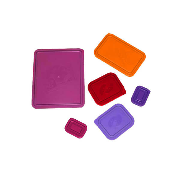 Bentology Medium Lid - Assorted Flower Colors