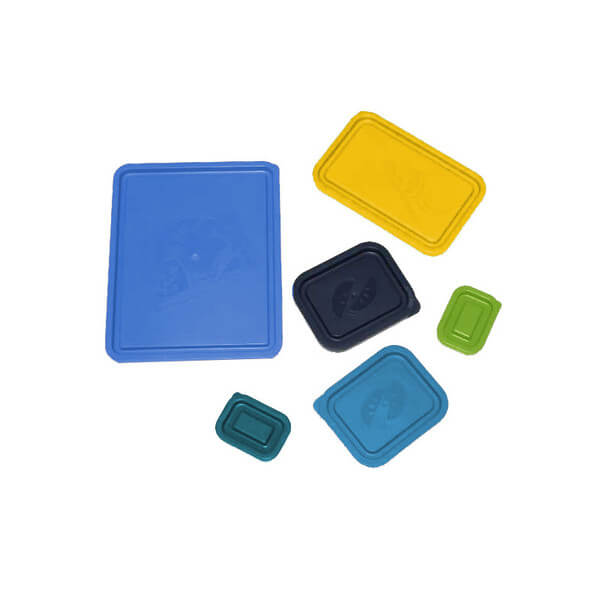 Bentology Extra-large Lid - Assorted Spring Colors