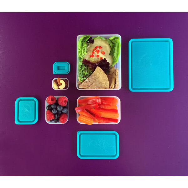 Bentology Portion Perfect Prep n' Store Container Set