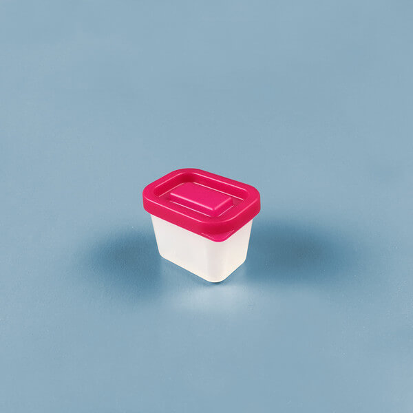 Bentology Small Lidded Container - Raspberry