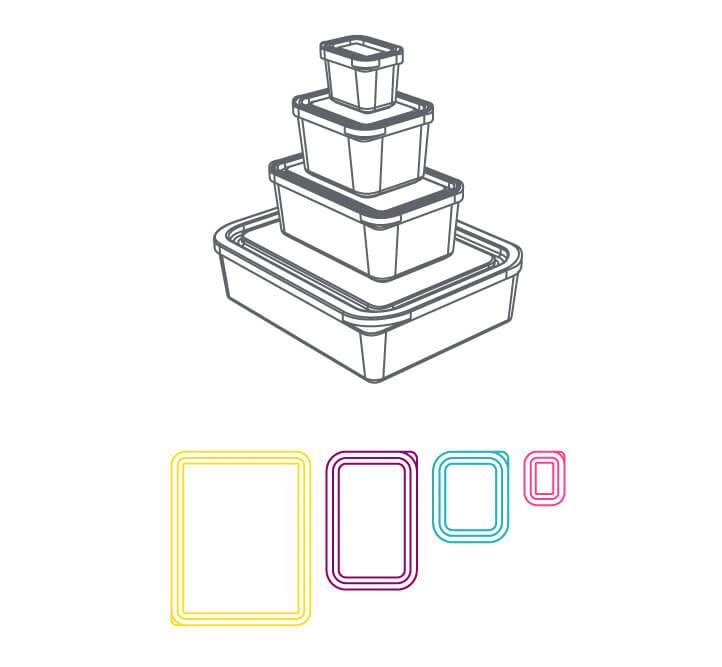 Bentology Bento Box Sets