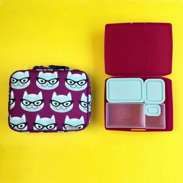 Bento Kit - Sleeve & Bento - Kitty