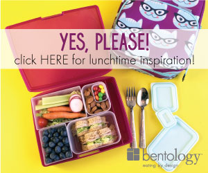 Bentology - Click Here For Lunch Time Inspiration