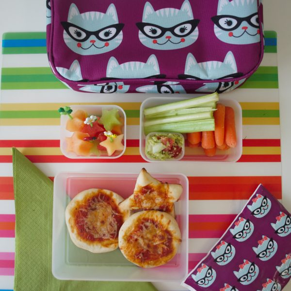 Bring the Party to Your Kid's Bento Box With These Finger Foods
