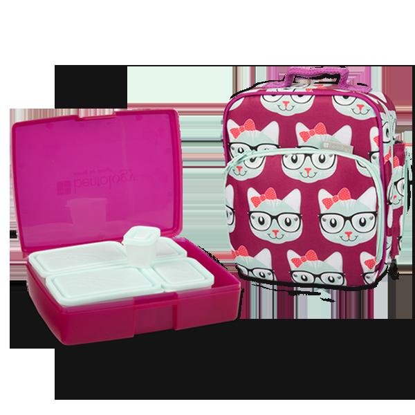 bento kits lunch box sets at bentology. Black Bedroom Furniture Sets. Home Design Ideas