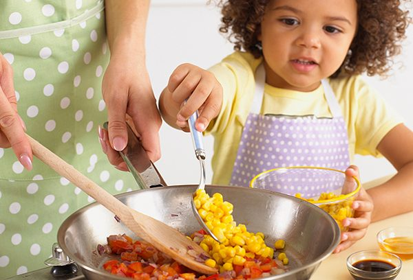 food safety for kids