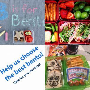 vote on best bento box