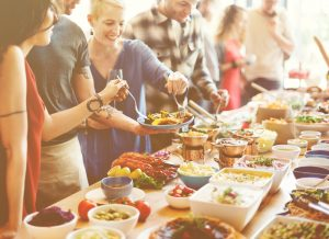 healthy eating tips for parties