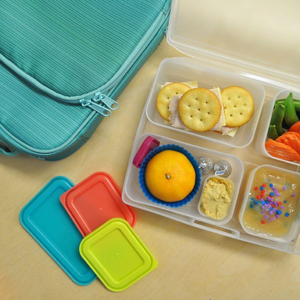 five-minute bento box