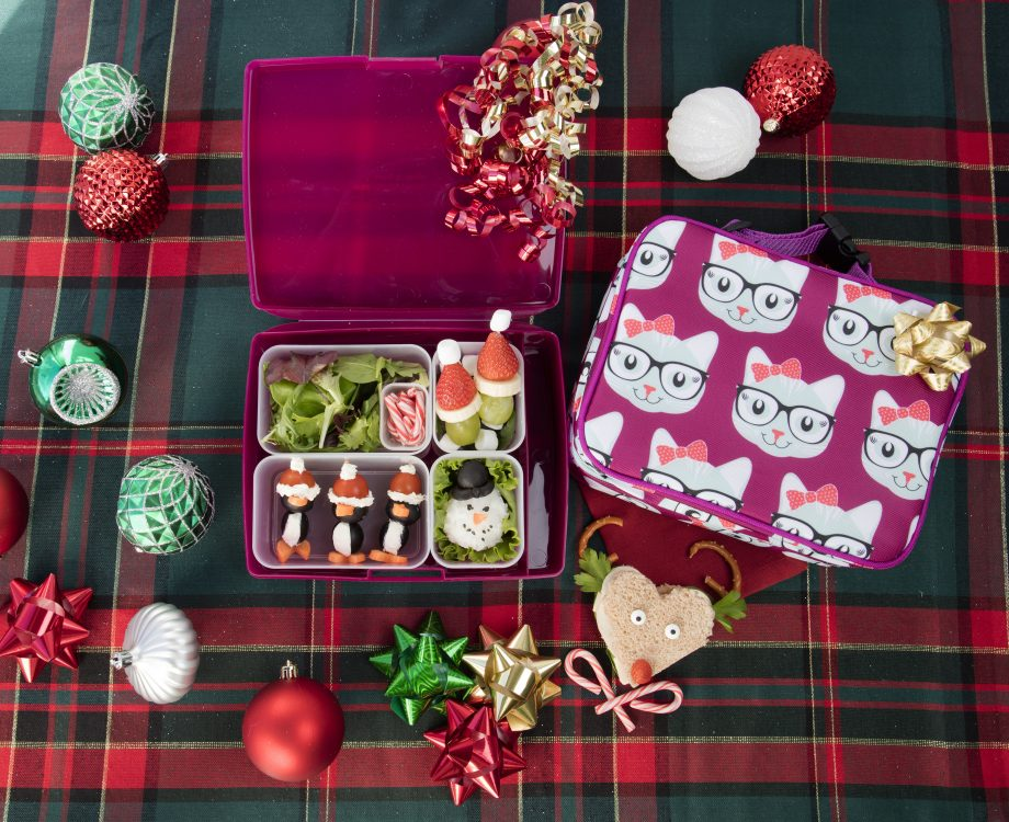 holiday bento box