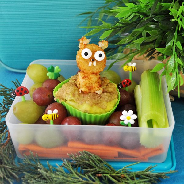 groundhog day bento box