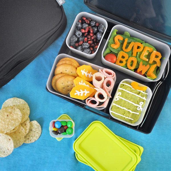 super bowl bento box