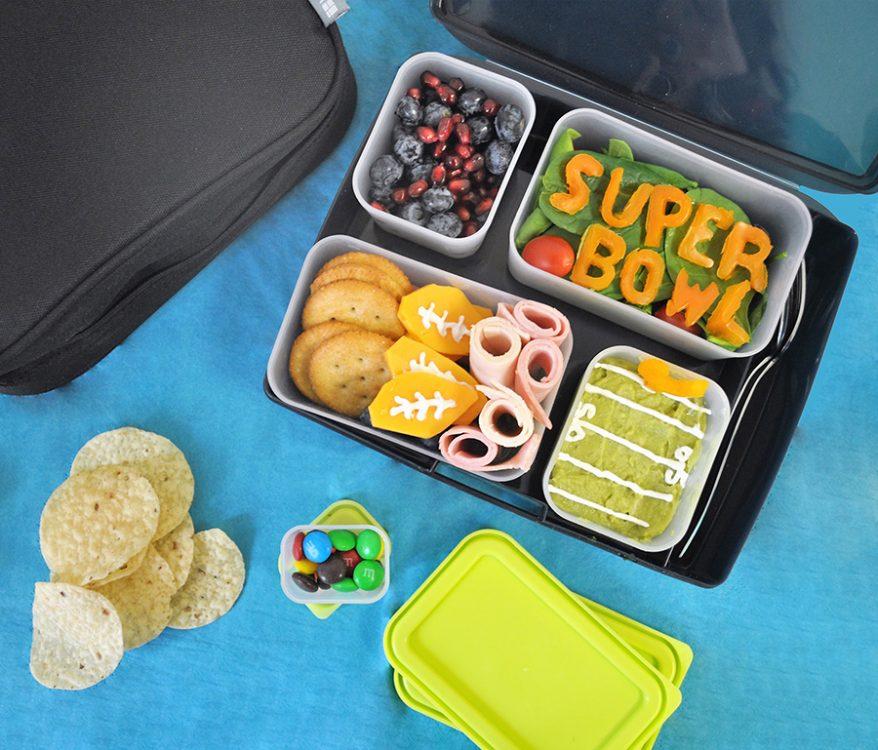 super bowl bento box