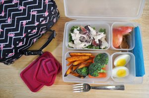 Whole30 approved bento box